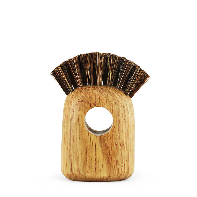 Normann Cph Nift Brush Small Oak