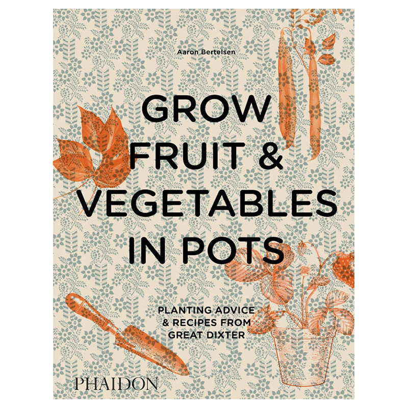 New Mags Grow Fruit & Vegetables In Pots Book