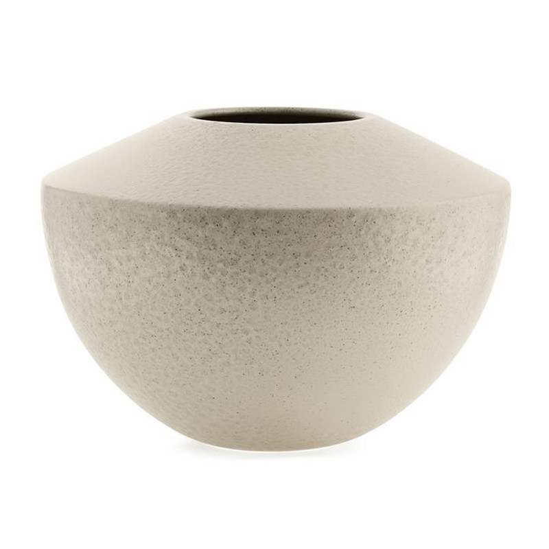 Ania NOAH Vase Beige Stone