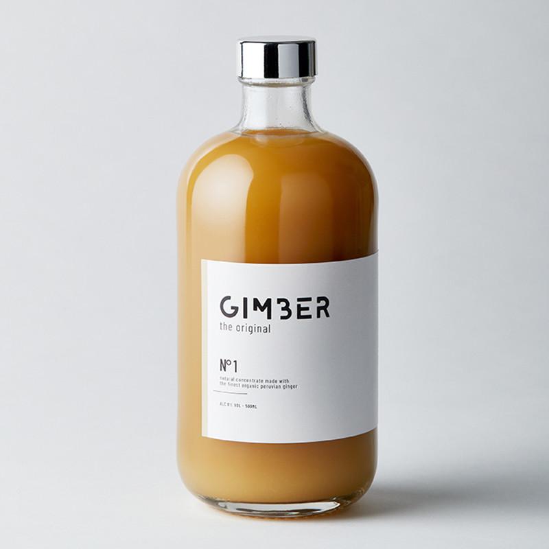 GIMBER The Original No. 1 500 Ml