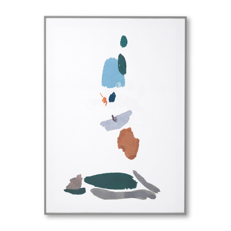 By Lassen Palette Prints No. 5