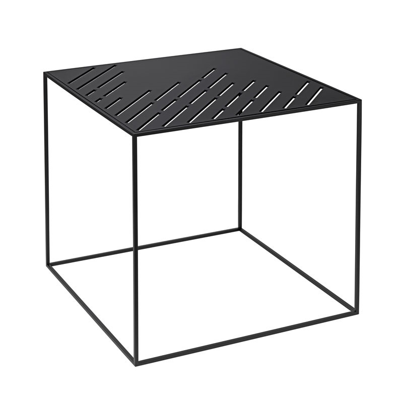 By Lassen Twin Table 42 Perforated