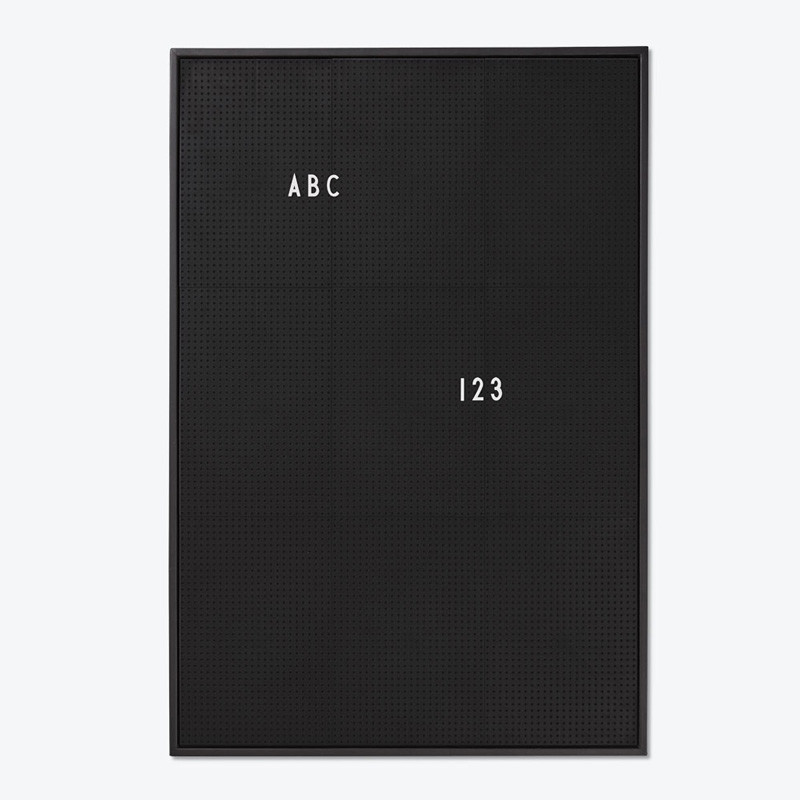 Design Letters Message Board A2 Sort