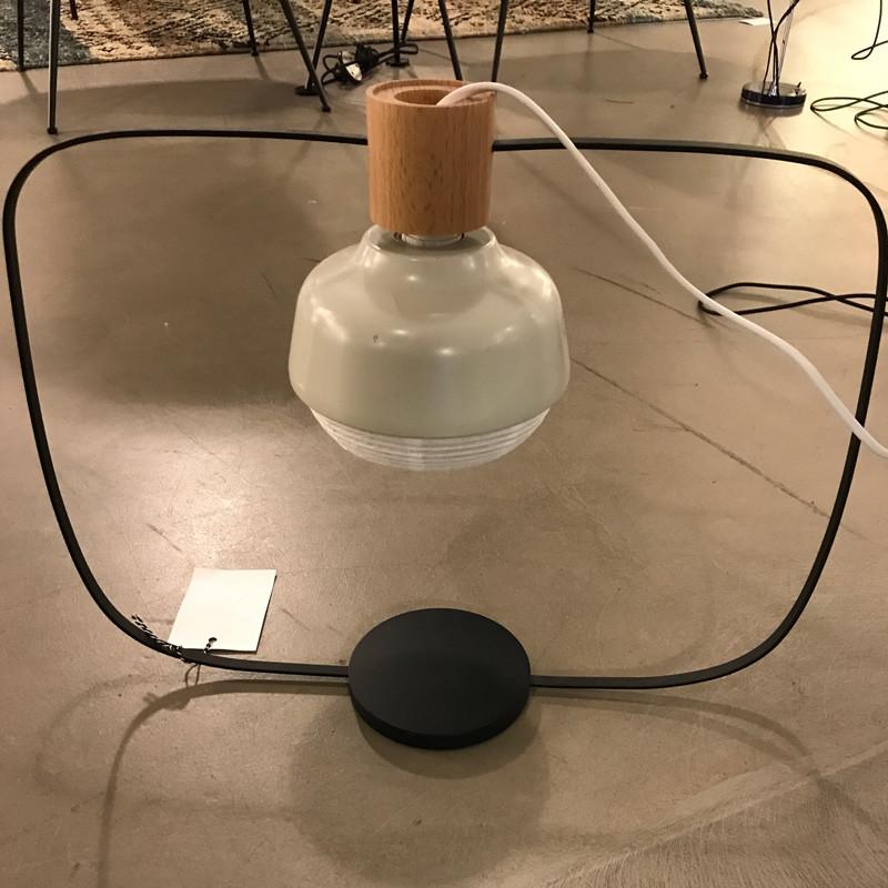 Dyberg Larsen Rispapir Bordlampe Lav Udstillingsmodel