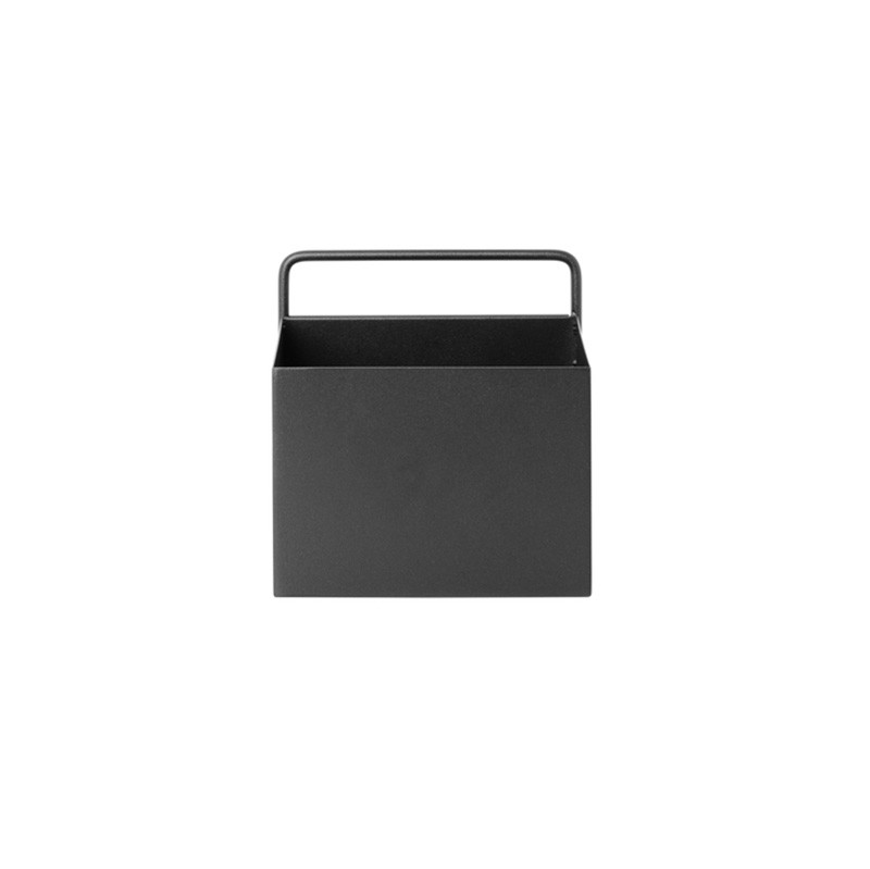 Ferm Living Wall Box Black Square