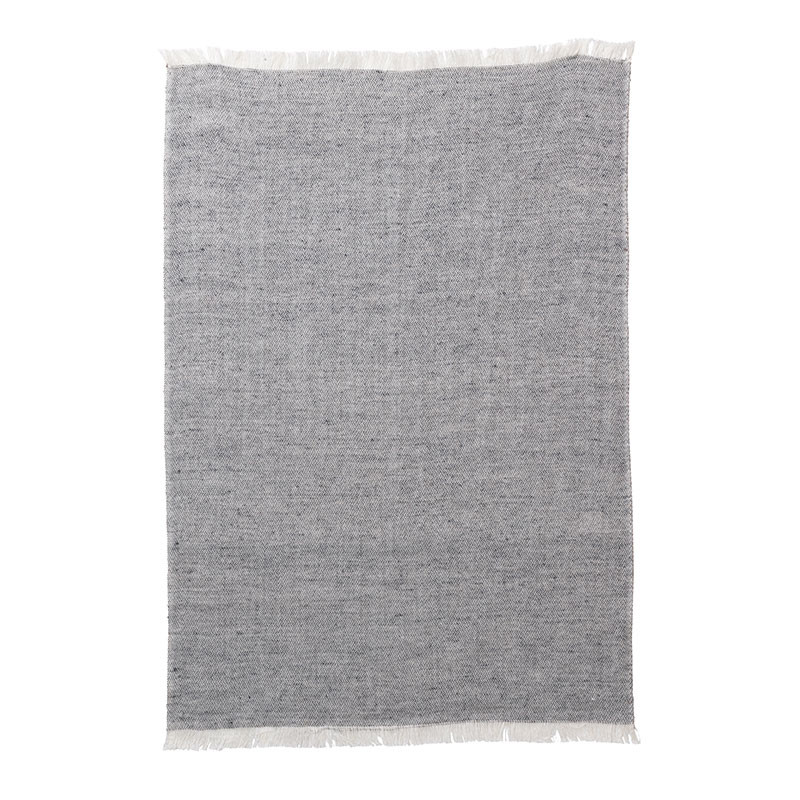 Ferm Living Blend Kitchen Towel Grey