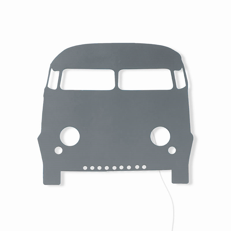 Ferm Living Car Lamp Mørkegrå