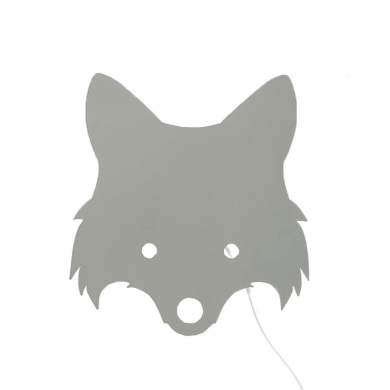 Ferm Living Fox Lamp Dusty Green