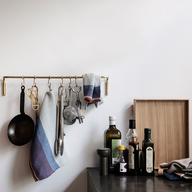 Ferm Living Kitchen Rod Brass