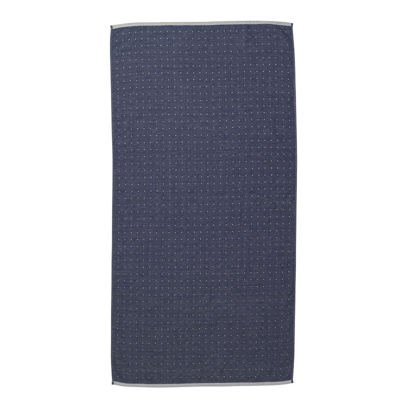 Ferm Living Sento Towel Blue