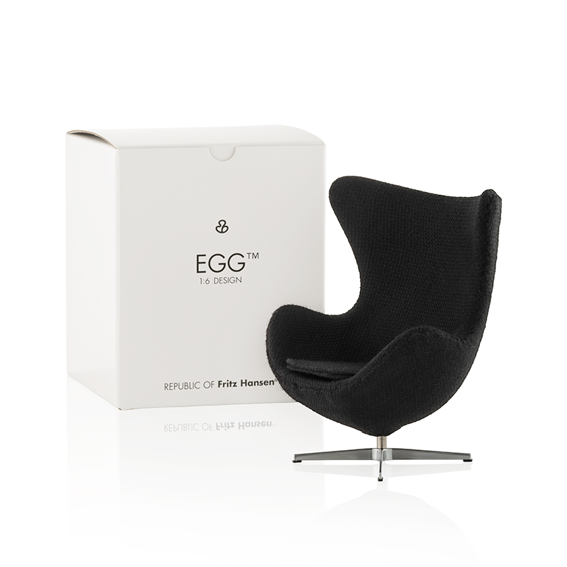 Fritz Hansen Objects Miniature Ægget