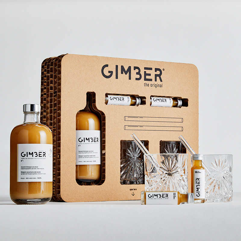 GIMBER The Original Gift Box