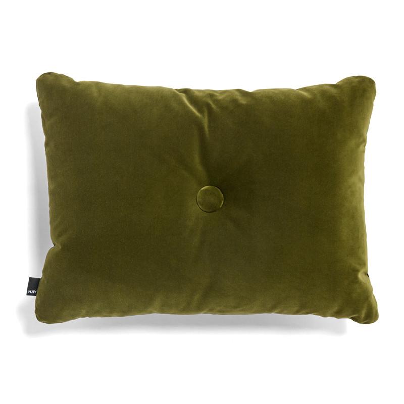 HAY Dot Cushion 1 Dot Soft Moss