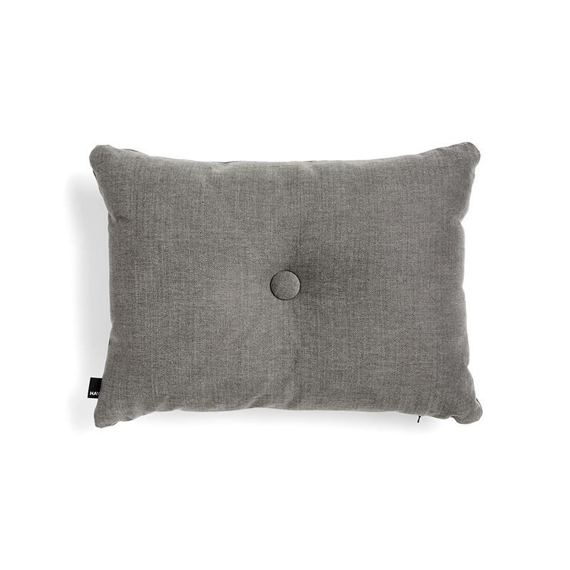 HAY Dot Cushion Tint 1 Dot Dark Grey