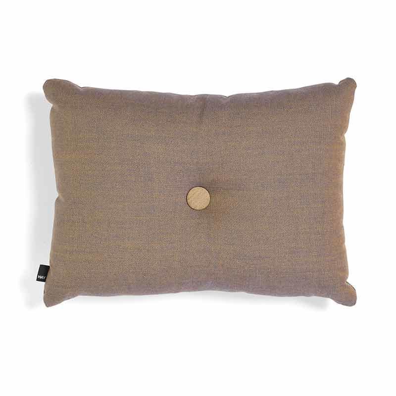 HAY Dot Cushion Surface 1 Dot Bronze