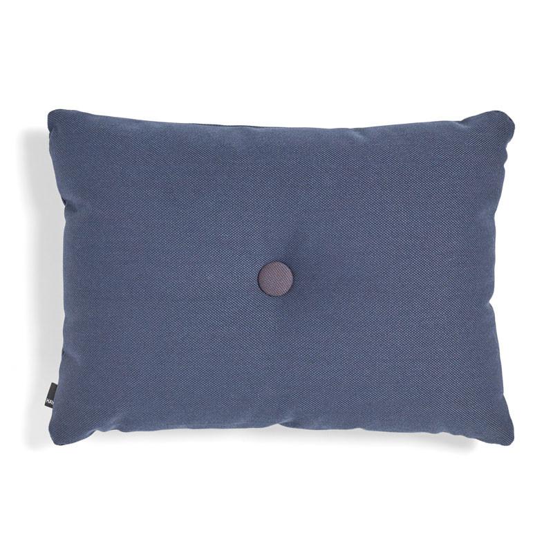 HAY Dot Cushion ST 1 Dot Dark Blue