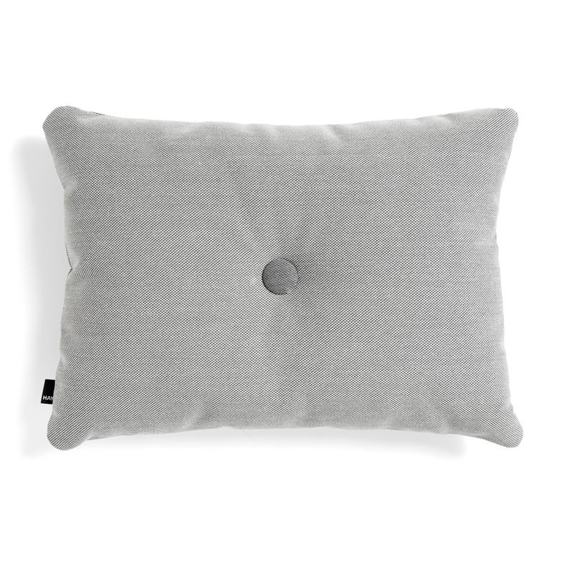 HAY Dot Cushion ST 1 Dot Grey - Livingshop.dk