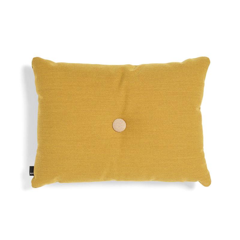HAY Dot Cushion ST 1 Dot Golden Yellow