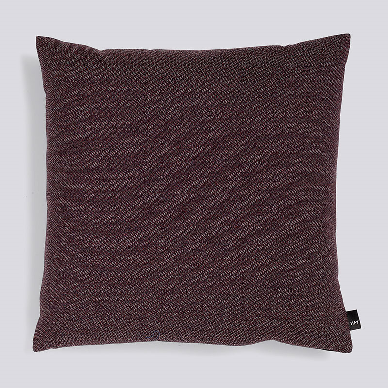 HAY Eclectic Cushion Plum
