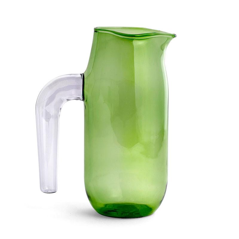 HAY Jug Green Large