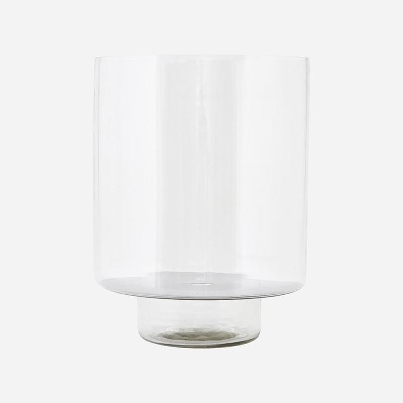 House Doctor Glass Lanterne