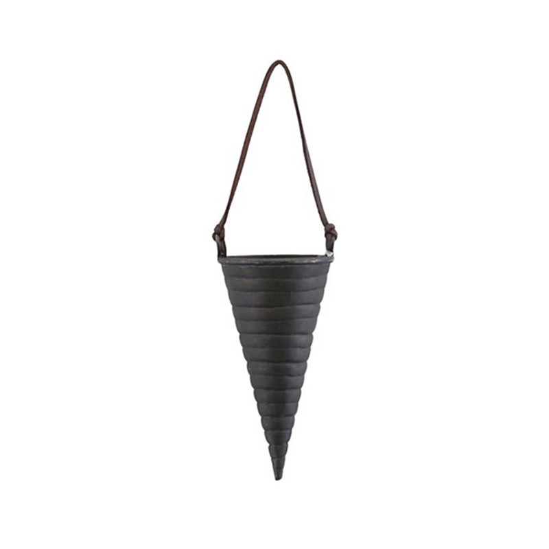 House Doctor Inaya Cone Ornament