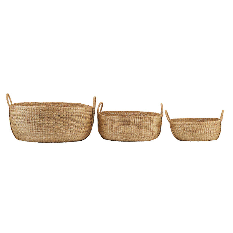 House Doctor Carry Basket Set of 3