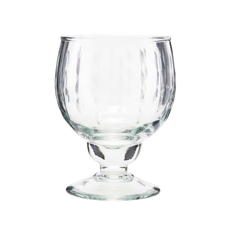 House Doctor Vintage White Wine Glass