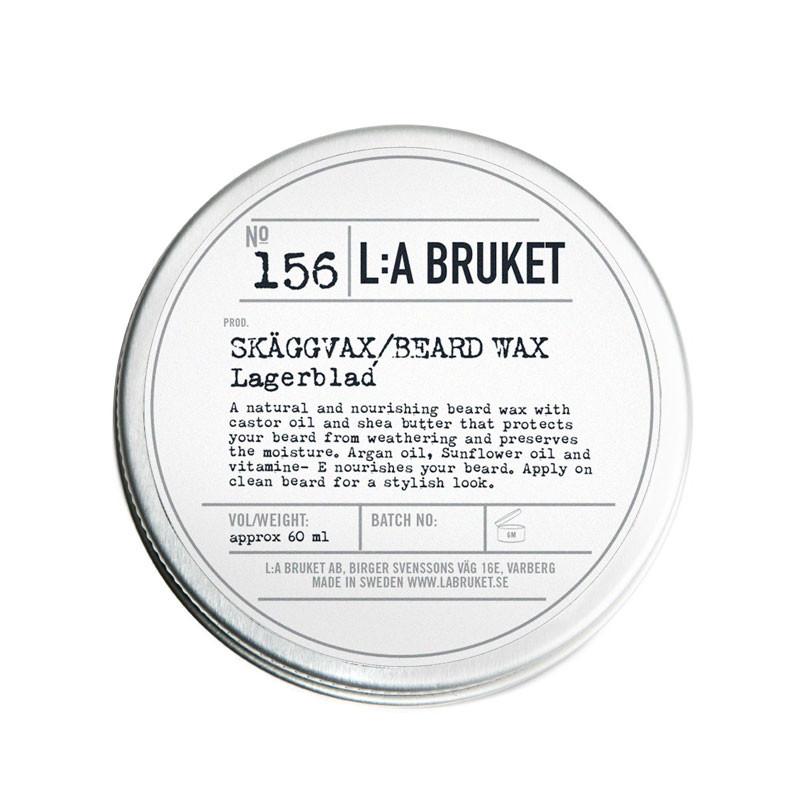 L:A Bruket Beard Wax