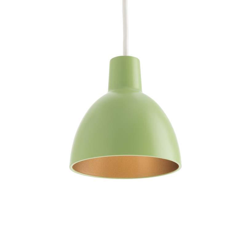 Louis Poulsen Toldbod 120 Green/Bronze Udstillingsmodel