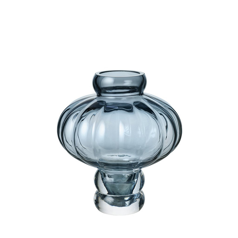 Louise Roe Balloon Vase 02 Blue