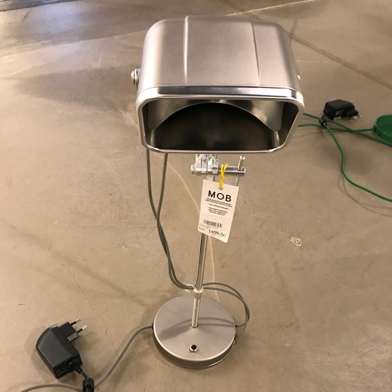 SwabDesign MOB Lampe Sølv Udstillingsmodel