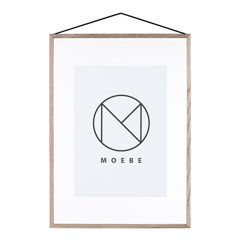 Moebe Oak Frame A2