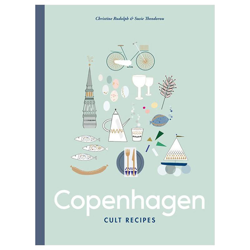New Mags Copenhagen Cult Recipes Book