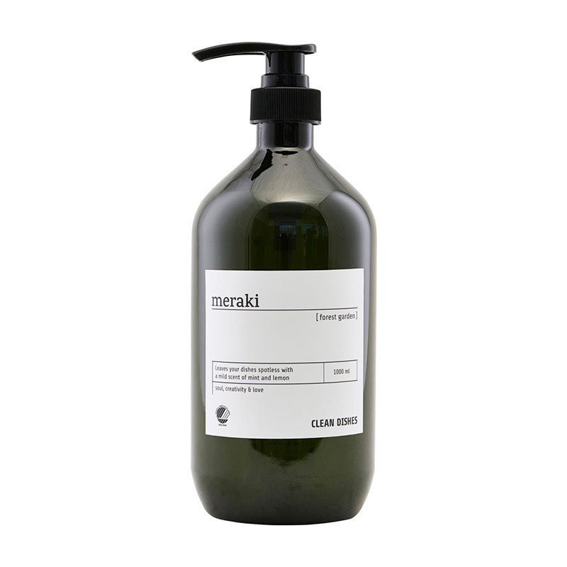 Meraki Clean Dishes Forest Garden 1000 ml