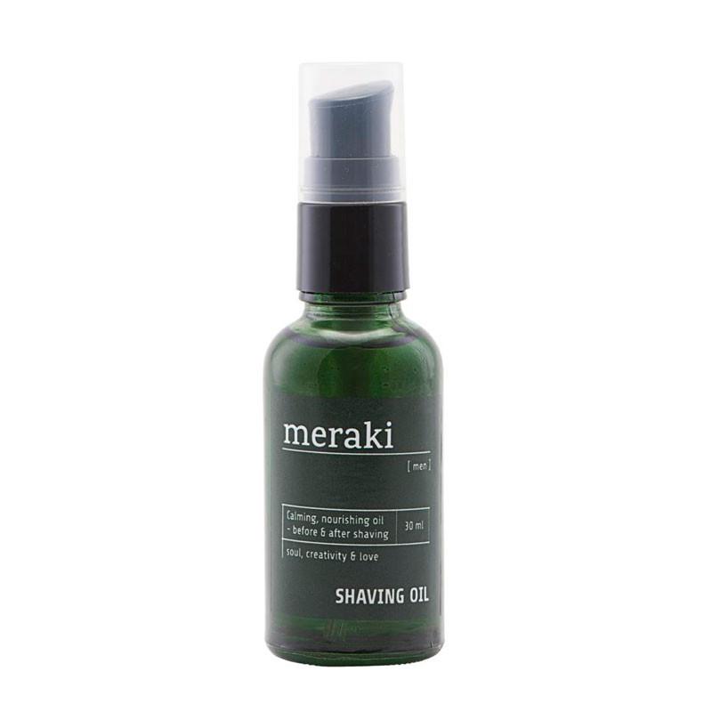 Meraki Shaving Oil Men