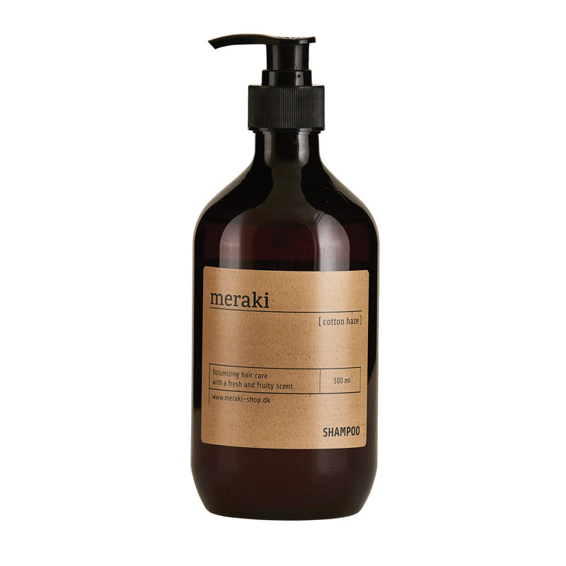 Meraki Cotton Haze Volume Shampoo