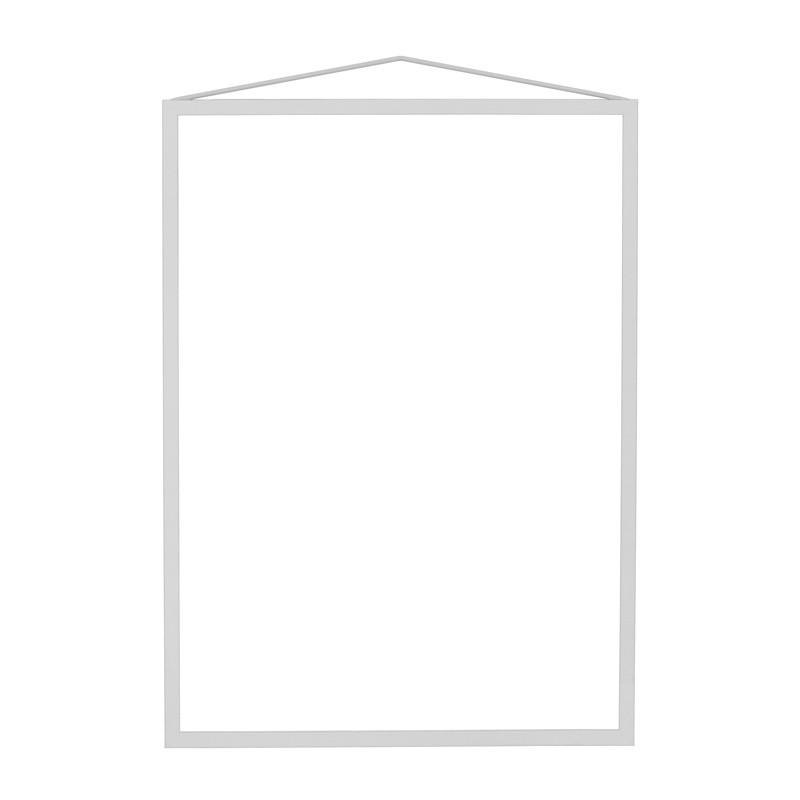 Moebe Light Grey Frame A3