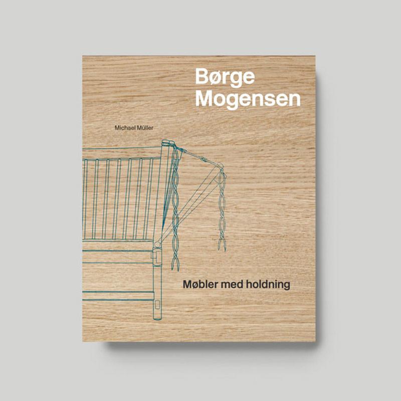 New Mags Børge Mogensen Møbler Med Holdning Bog
