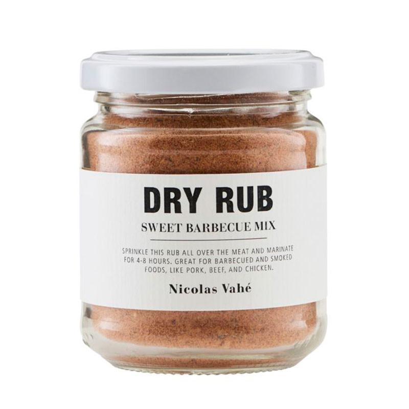 Nicolas Vahé Dry Rub Sweet Barbecue Mix