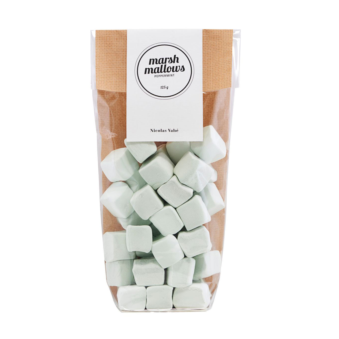 Nicolas Vahé Mint Flavoured Marshmallows