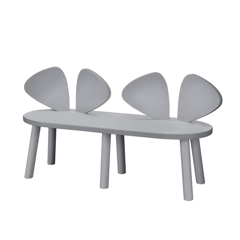Nofred Mouse Bench 2-5 Years Grey