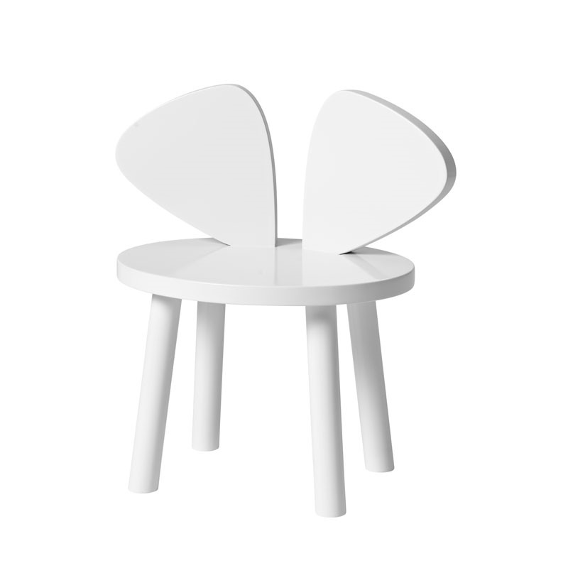 Nofred Mouse Chair 2-5 Years White