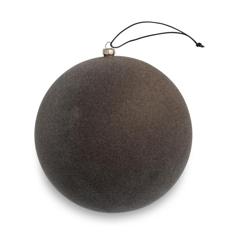 Nordstjerne Velvety Ornament Mocha Large