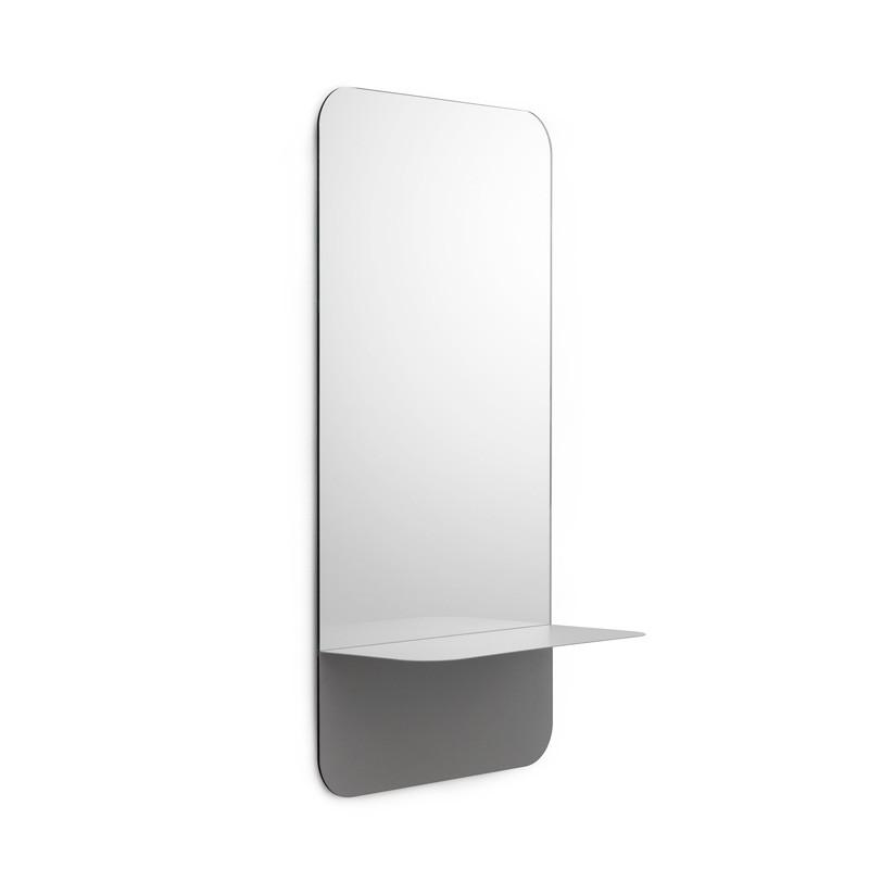Normann Cph Horizon Mirror Vertical Grey