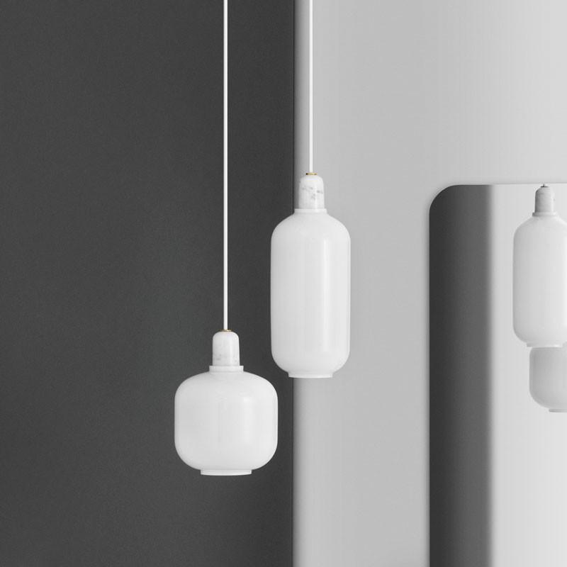 Normann Cph Amp Lampe Hvid