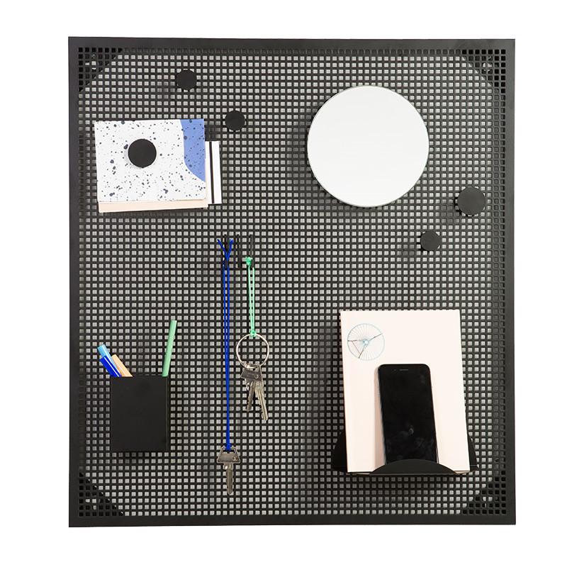 OK Design Tableau Magnet Tavle Sort