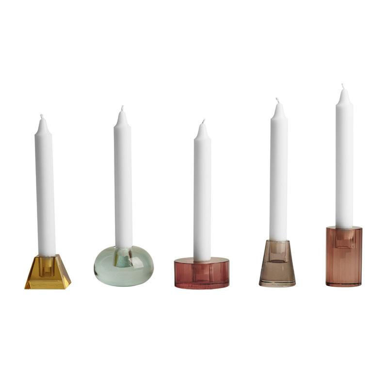 OYOY Nordic Glass Candleholder
