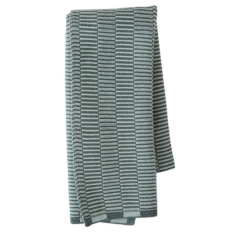 OYOY Stringa Mini Towel Ocean/Minty