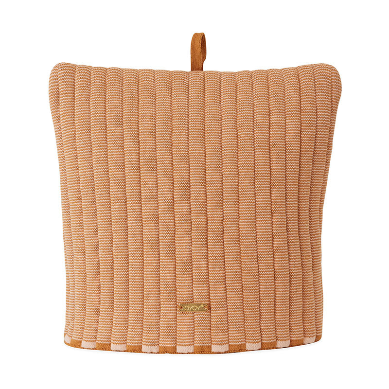 OYOY Stringa Tea Cozy Caramel/Rose